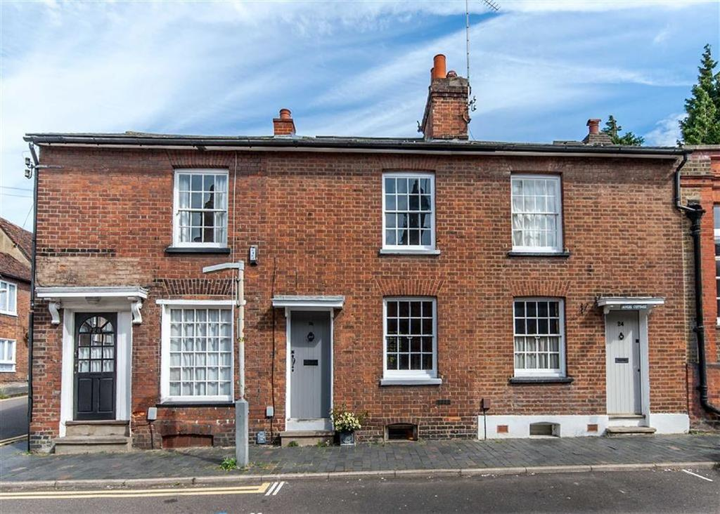 2 Bedrooms Terraced House for sale in Spicer Street, St Albans, Hertfordshire