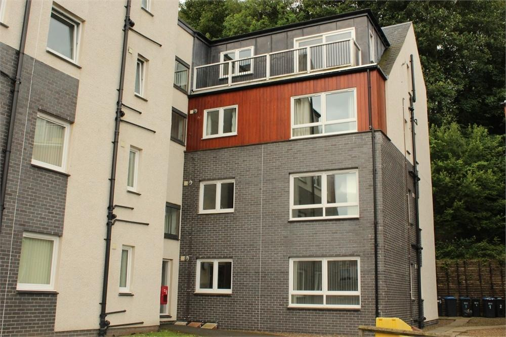 2 Bedrooms Flat for sale in 8 Wilderhaugh Court, GALASHIELS, Scottish Borders