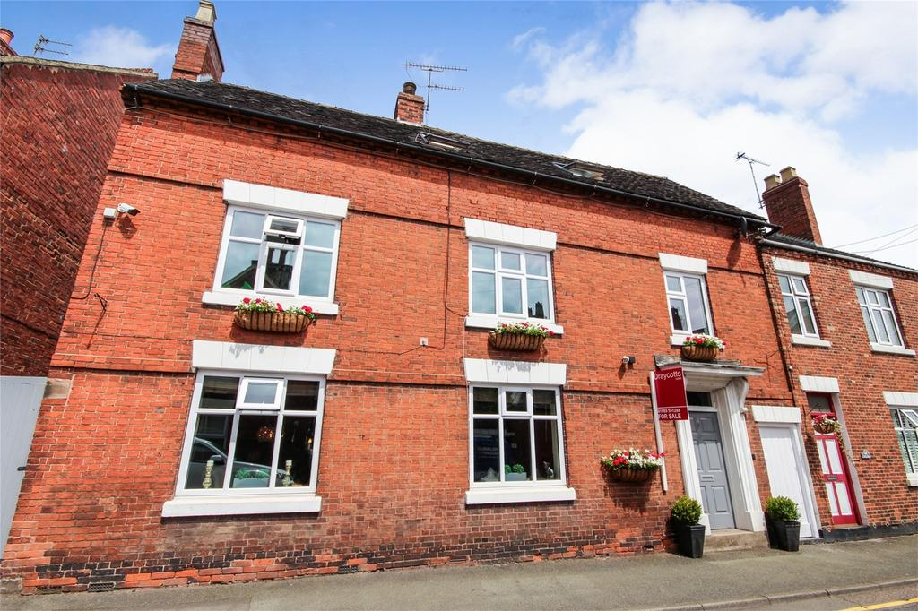 4 Bedrooms Semi Detached House for sale in Balance Street, UTTOXETER, Staffordshire