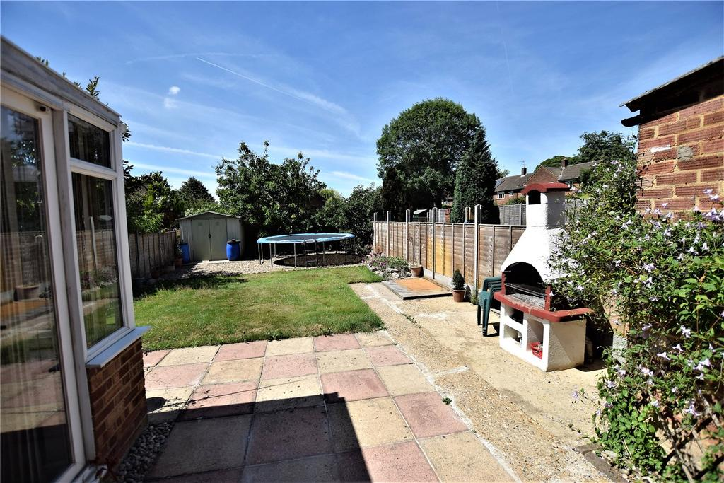 4 Bedrooms Terraced House for sale in Masons Road, Hemel Hempstead, Hertfordshire, HP2