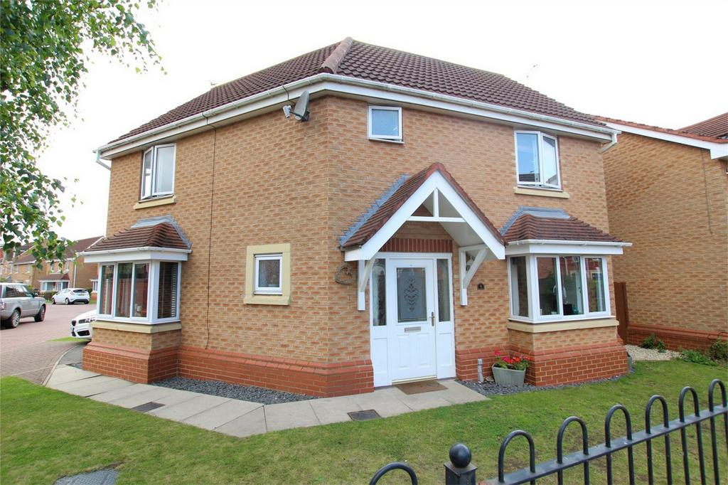 3 Bedrooms Detached House for sale in Lime Avenue, Brough, East Riding of Yorkshire