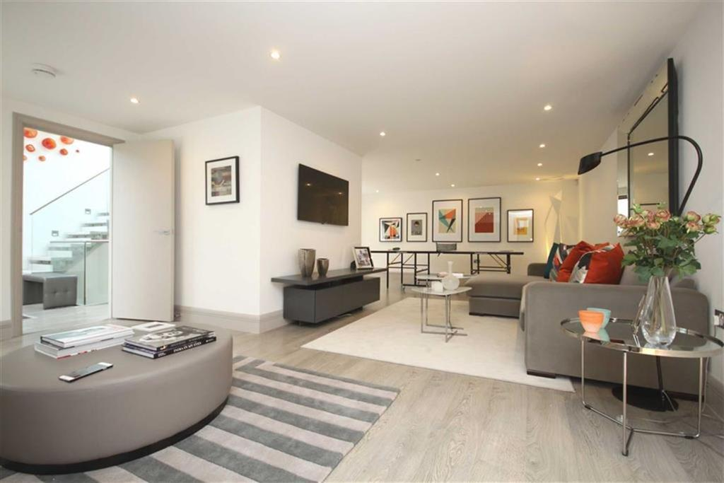 3 Bedrooms House for sale in Whittlebury Mews East, Primrose Hill, London, NW1