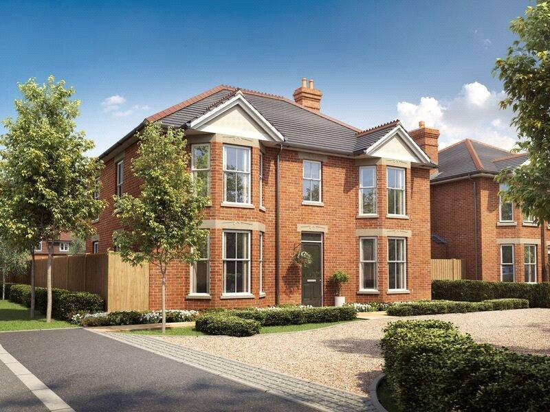 4 Bedrooms Detached House for sale in Romsey Road, Awbridge, Romsey, Hampshire, SO51