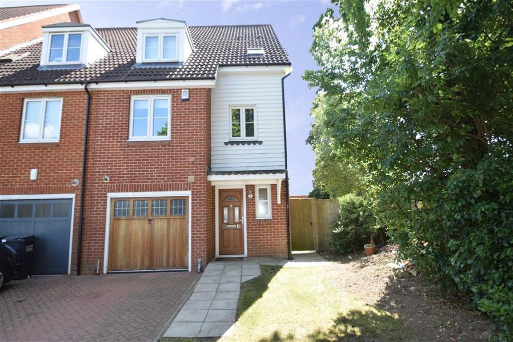5 Bedrooms Semi Detached House for sale in Lawrence Hall End, Welwyn Garden City