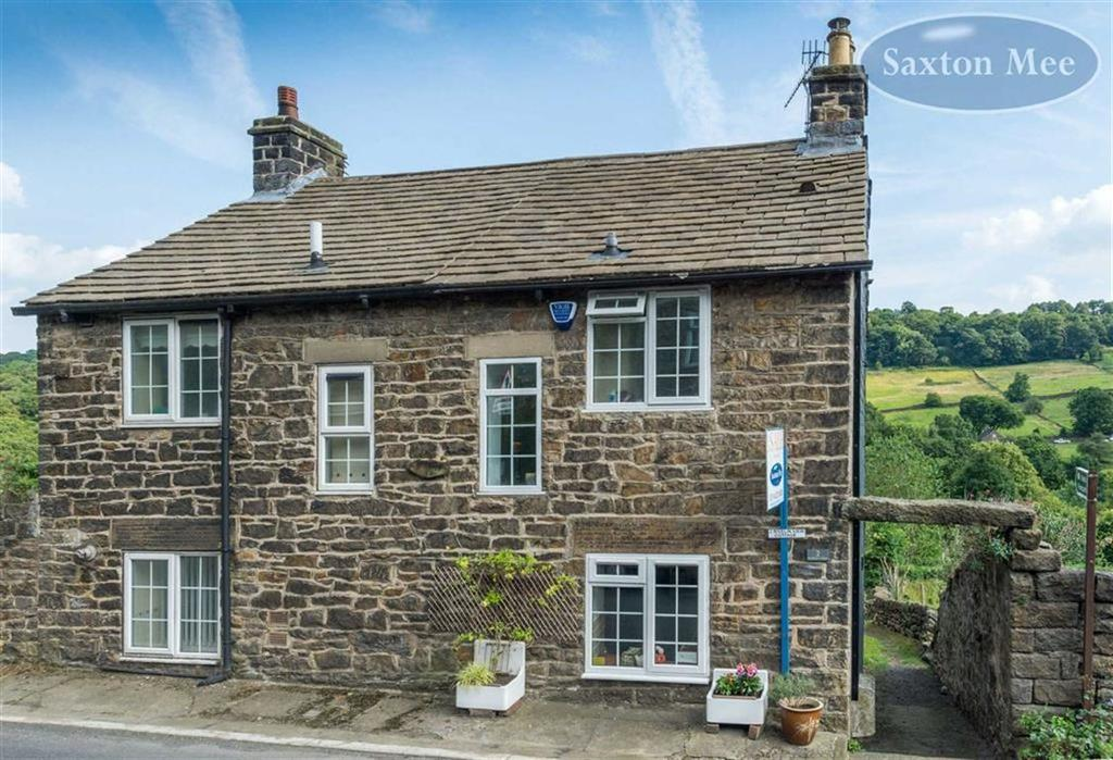 1 Bedroom Cottage House for sale in Rivelin View Cottage, Roscoe Bank, Sheffield, S6