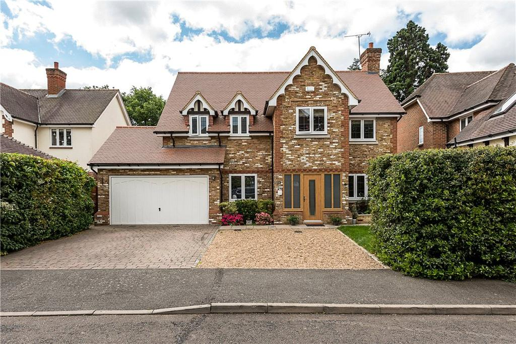 6 Bedrooms Detached House for sale in Kemsley Chase, Farnham Royal, Slough, SL2