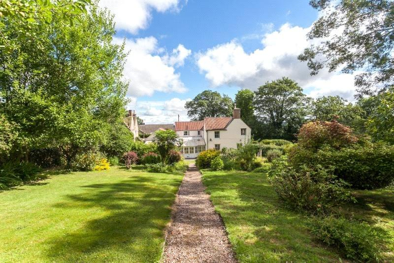 5 Bedrooms Detached House for sale in Winscombe Hill, Winscombe, Bristol, North Somerset, BS25