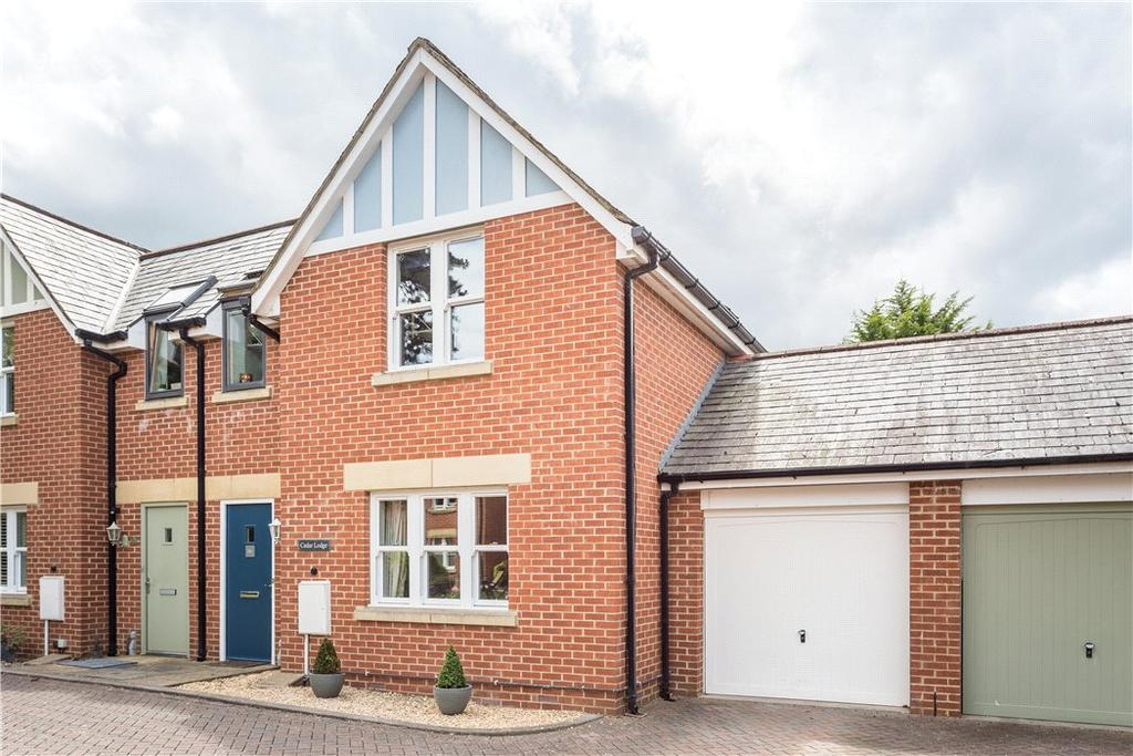 4 Bedrooms Semi Detached House for sale in Eldorado Road, Cheltenham, Gloucestershire, GL50