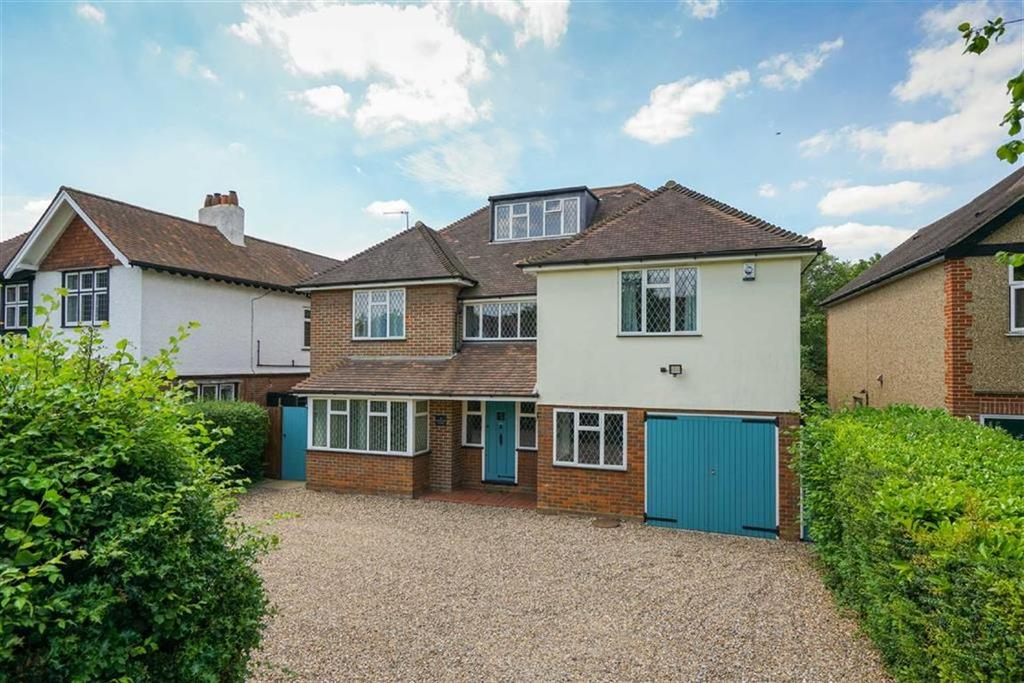 5 Bedrooms Detached House for sale in Beaumont Avenue, St Albans, Hertfordshire