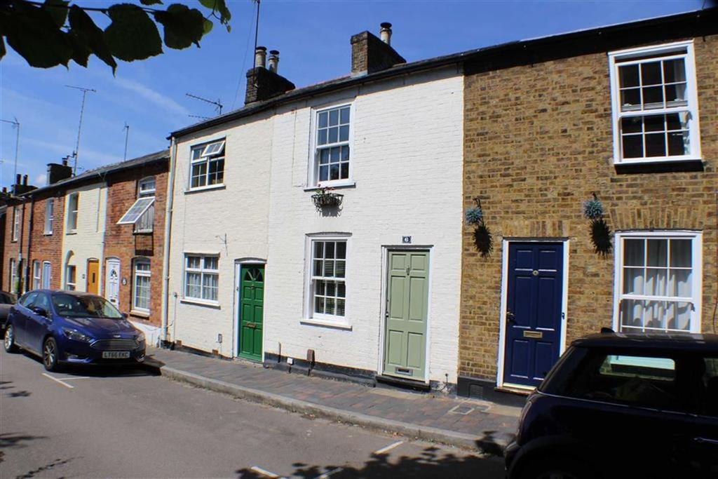 2 Bedrooms Terraced House for sale in Alma Cut, St Albans, Hertfordshire