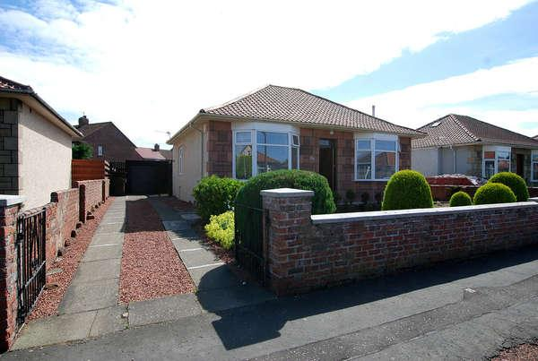 2 Bedrooms Detached Bungalow for sale in 88 Forehill Road, Ayr, KA7 3JR
