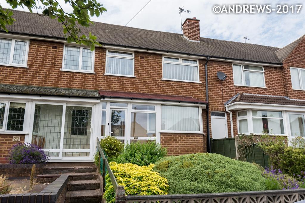 3 Bedrooms Terraced House for sale in Tyndale Crescent, Great Barr, BIRMINGHAM