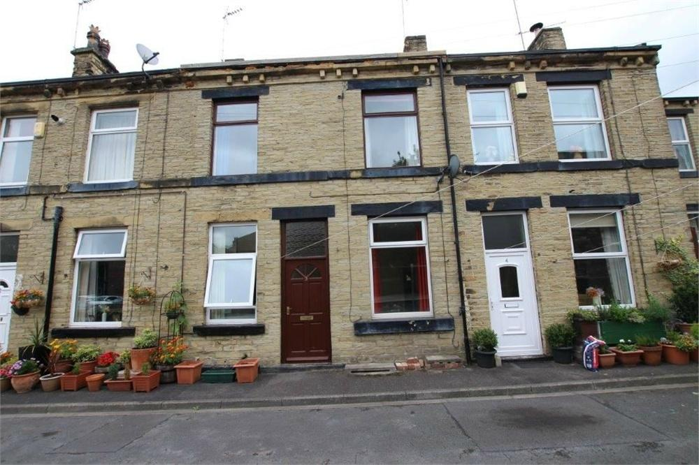 2 Bedrooms Terraced House for sale in Porritt Street, CLECKHEATON, West Yorkshire