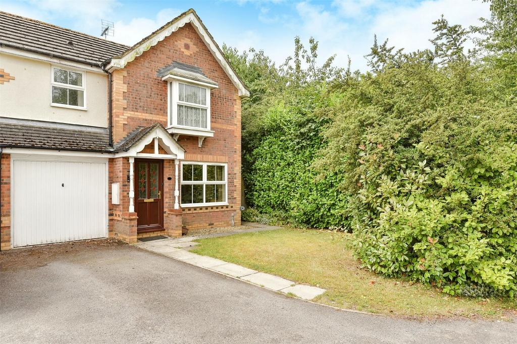 3 Bedrooms Terraced House for sale in Colden Common, Winchester, Hampshire