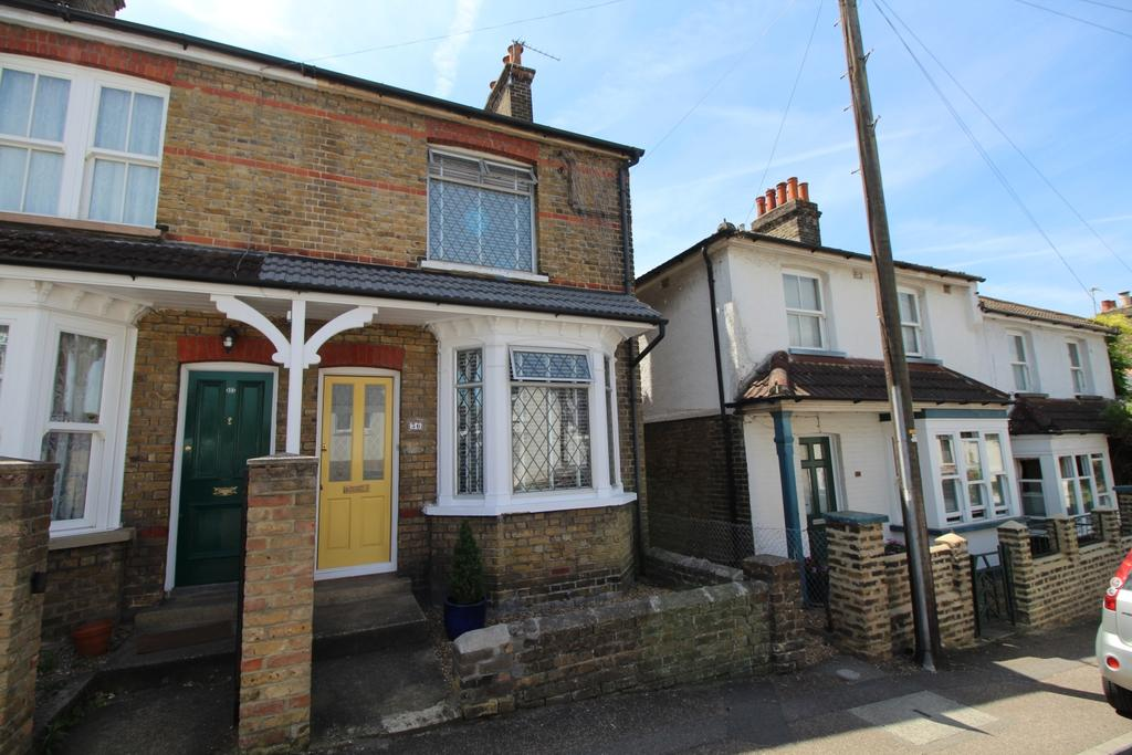 3 Bedrooms End Of Terrace House for sale in New Road South Darenth DA4