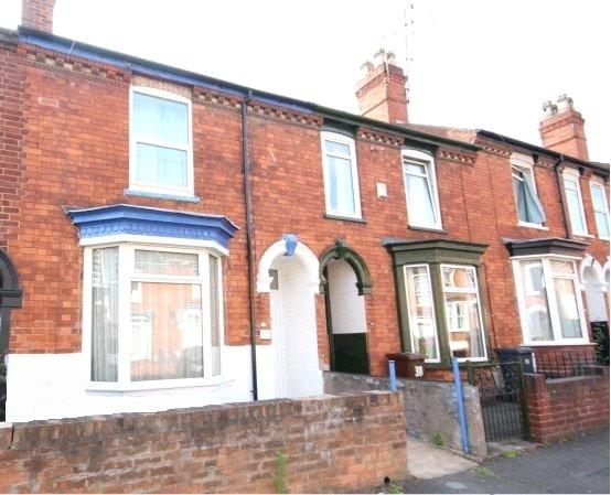 3 Bedrooms Terraced House for sale in Avondale Street, Lincoln, LN2