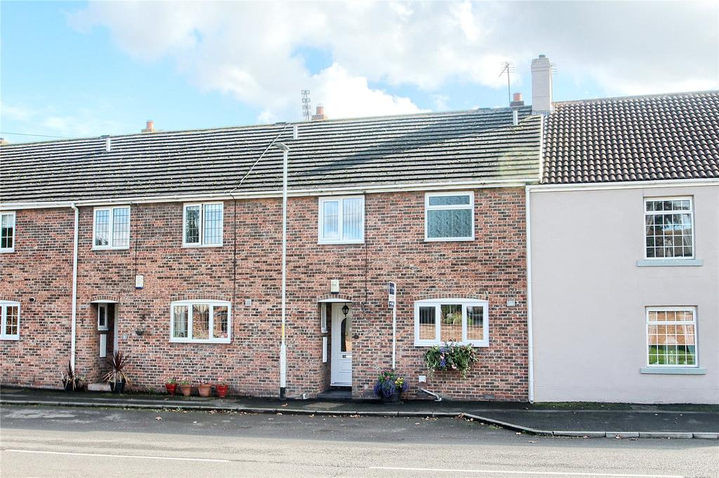 3 Bedrooms Terraced House for sale in Wynyard Road, Thorpe Thewles