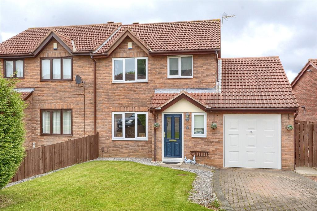 3 Bedrooms Semi Detached House for sale in Fernwood, Coulby Newham