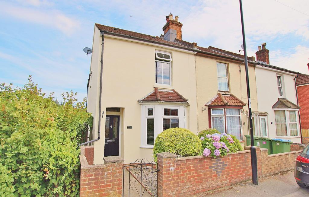 2 Bedrooms End Of Terrace House for sale in Freemantle, Southampton