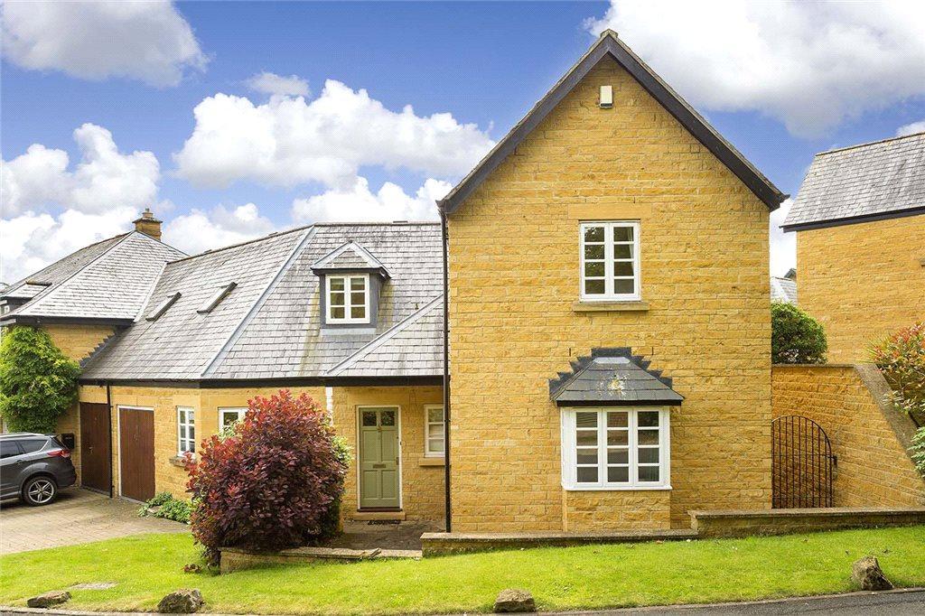 3 Bedrooms Semi Detached House for sale in Julianas Court, Northwick Park, Blockley, Moreton-in-Marsh, GL56