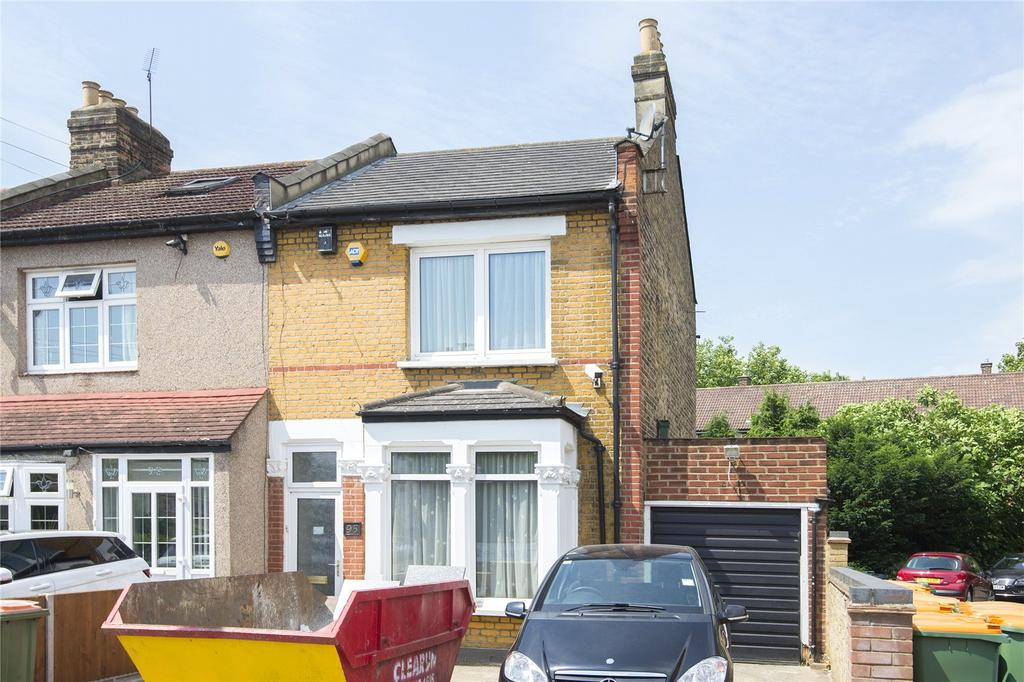 3 Bedrooms End Of Terrace House for sale in Whitta Road, London, E12