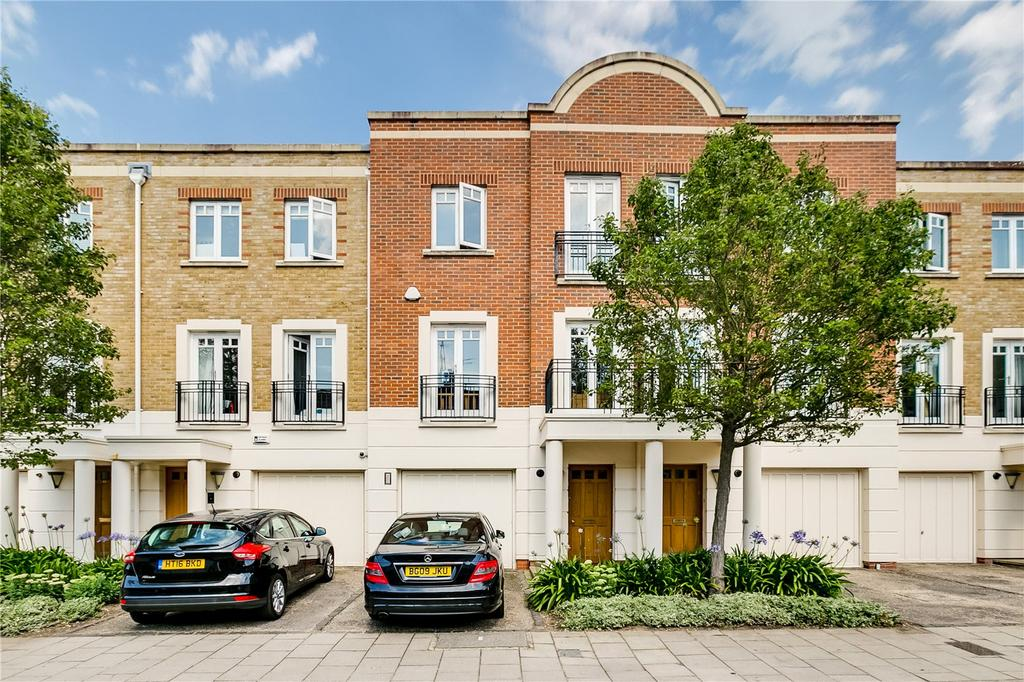 3 Bedrooms Terraced House for sale in Cambridge Road, Twickenham