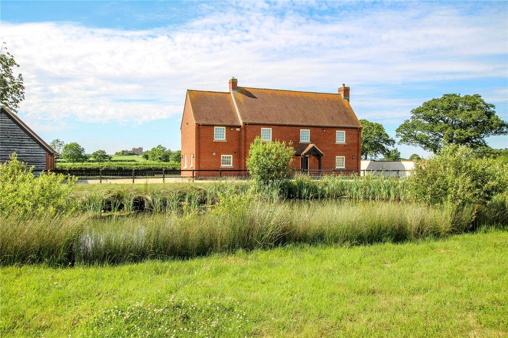 6 Bedrooms Detached House for sale in Bagber Common, Bagber, Sturminster Newton, Dorset