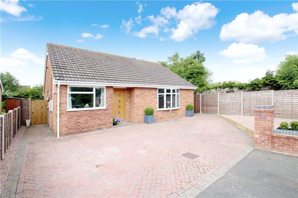 3 Bedrooms Detached Bungalow for sale in Beverley Way, Malvern, Worcestershire, WR14