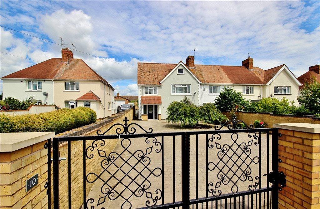 4 Bedrooms End Of Terrace House for sale in Leys Road, Harvington, Evesham, Worcestershire, WR11