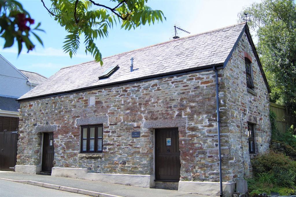 3 Bedrooms Barn Conversion Character Property for sale in Horrabridge