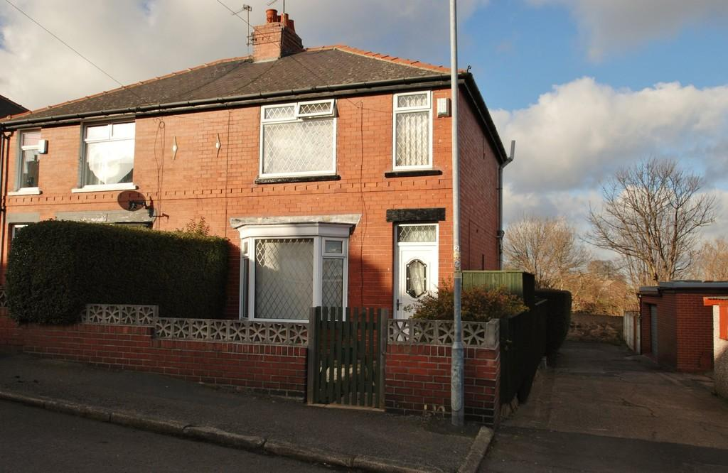 3 Bedrooms Semi Detached House for sale in Knowle Road, Worsbrough, Barnsley S70