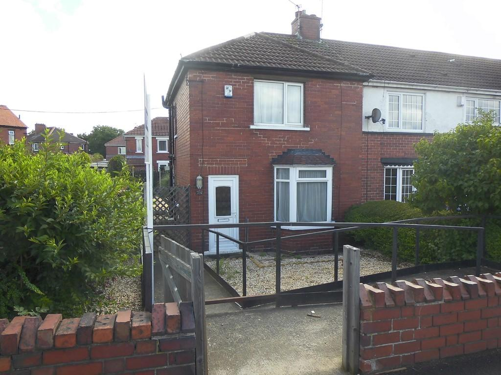2 Bedrooms End Of Terrace House for sale in Wakefield Road, Barnsley S71