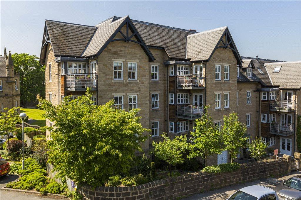2 Bedrooms Retirement Property for sale in Abbeyfield Court, Riddings Road, Ilkley, West Yorkshire