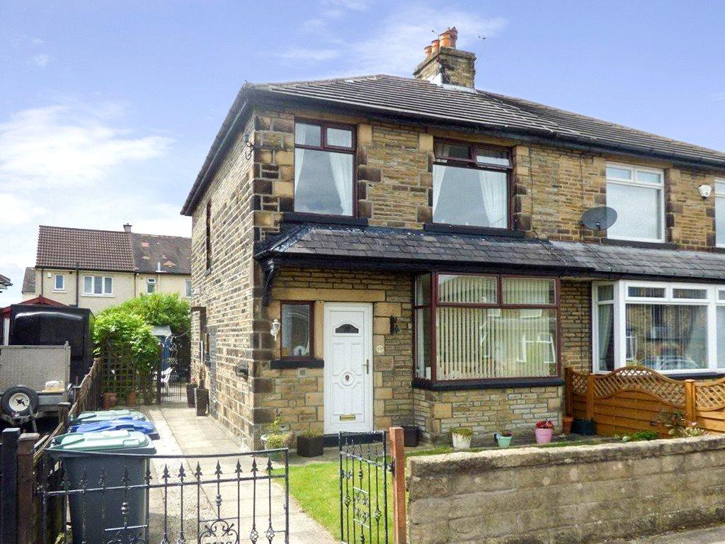 3 Bedrooms Semi Detached House for sale in Wrose Mount, Shipley, West Yorkshire
