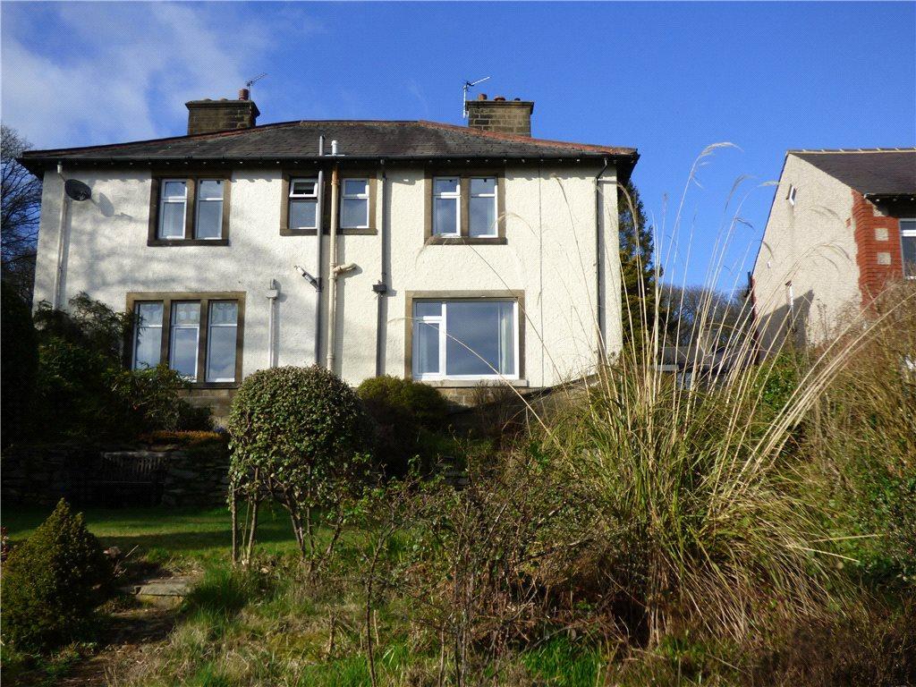 3 Bedrooms Semi Detached House for sale in Windyridge, Slaymaker Lane, Oakworth, Keighley