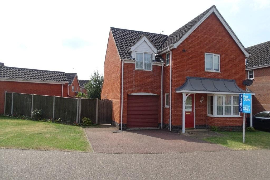 4 Bedrooms Detached House for sale in Pheasant Way, Brandon