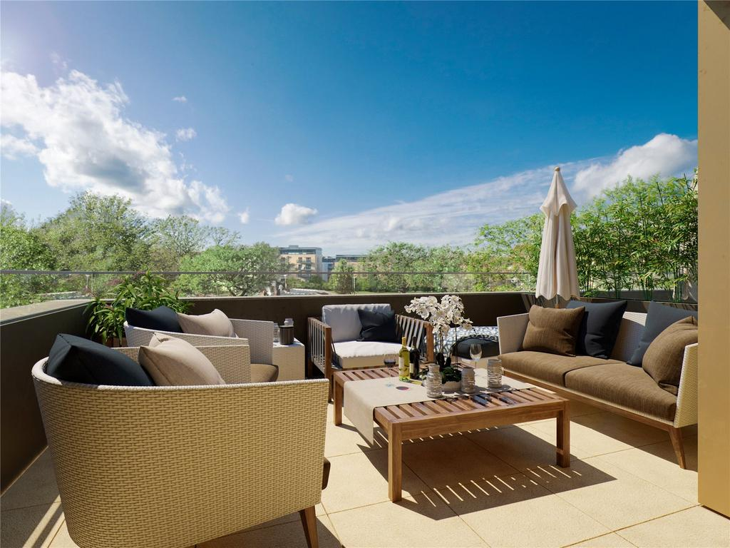 5 Bedrooms House for sale in Parkside Place, London, SW4