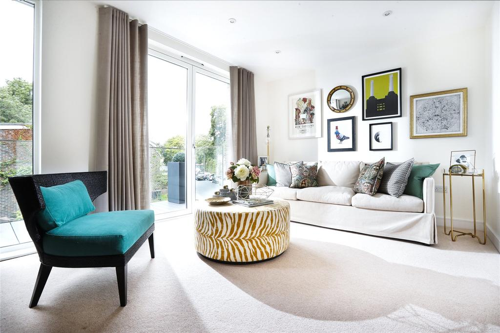 3 Bedrooms House for sale in Parkside Place, London, SW4