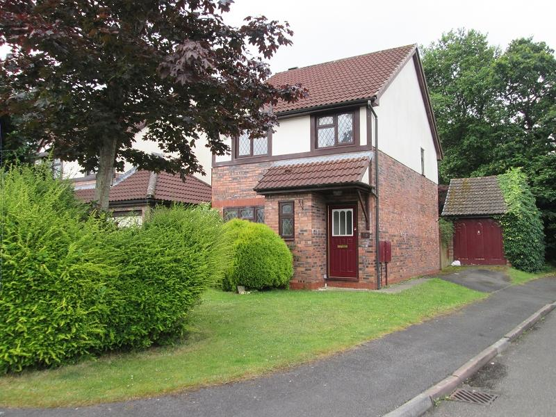 3 Bedrooms Detached House for sale in Clos Y Nant , Gorseinon, Swansea, City And County of Swansea.