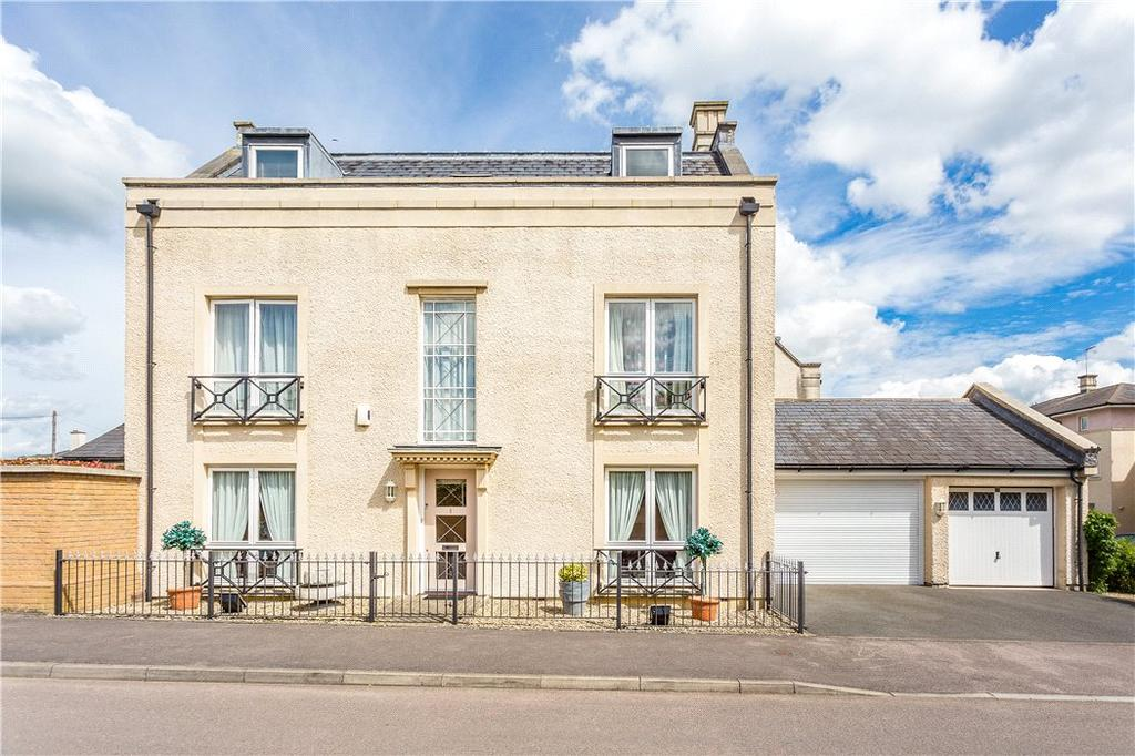 5 Bedrooms Detached House for sale in Lexington Square, Cheltenham, Gloucestershire, GL52