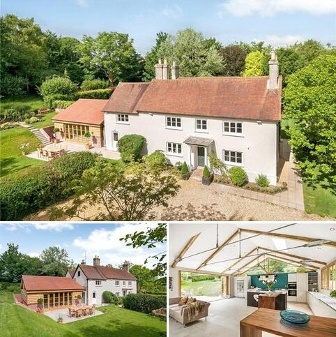 5 bedroom detached house for sale - Wonston, Sutton Scotney, Winchester, SO21