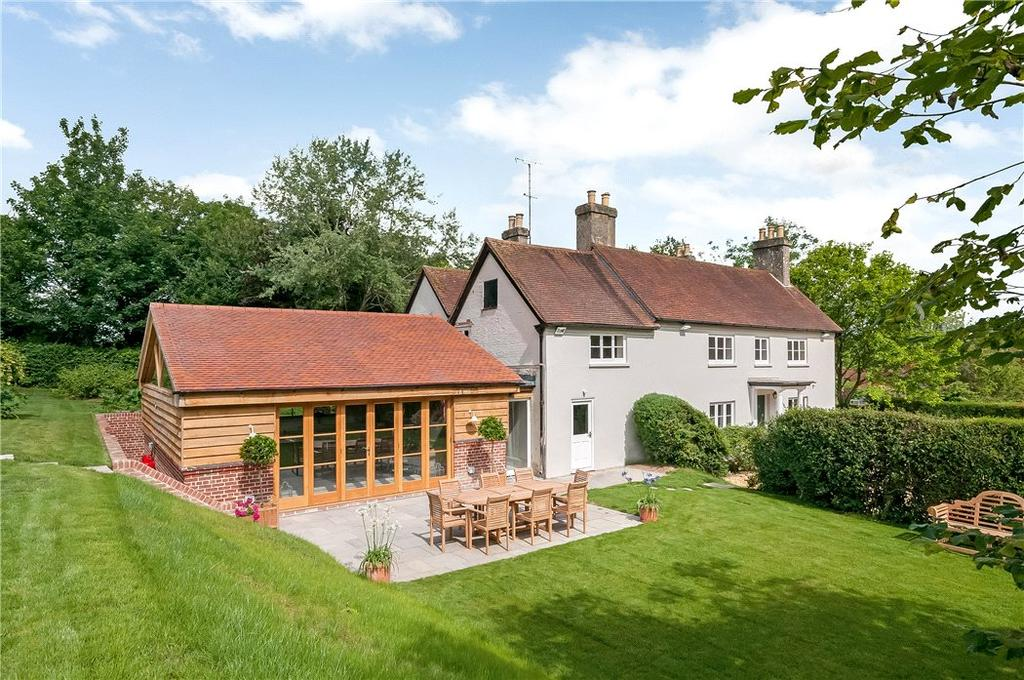 5 Bedrooms Detached House for sale in Wonston, Sutton Scotney, Winchester, SO21