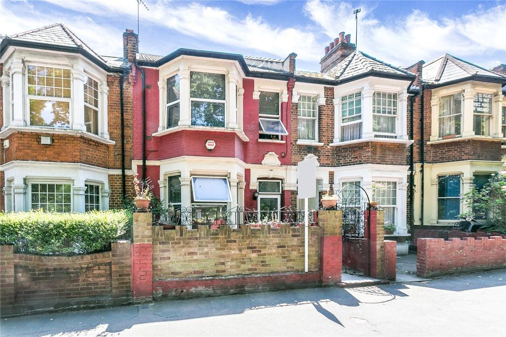 3 Bedrooms Terraced House for sale in Lea Bridge Road, London, E5