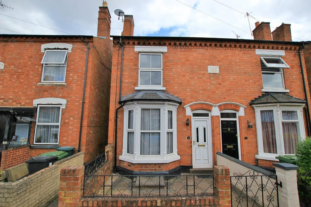 2 Bedrooms Semi Detached House for sale in Nelson Road, ST JOHNS