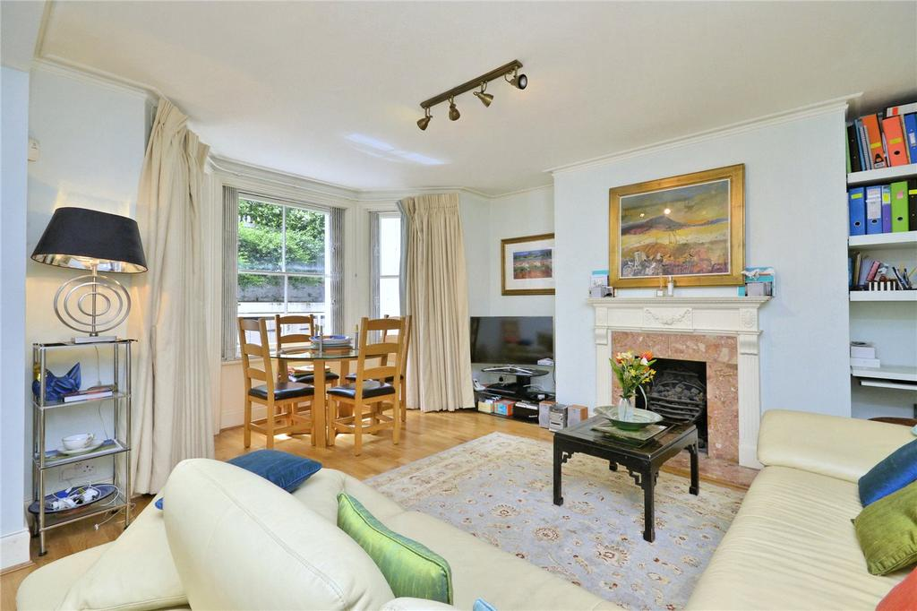 2 Bedrooms Flat for sale in Lexham Gardens, Kensington, London, W8