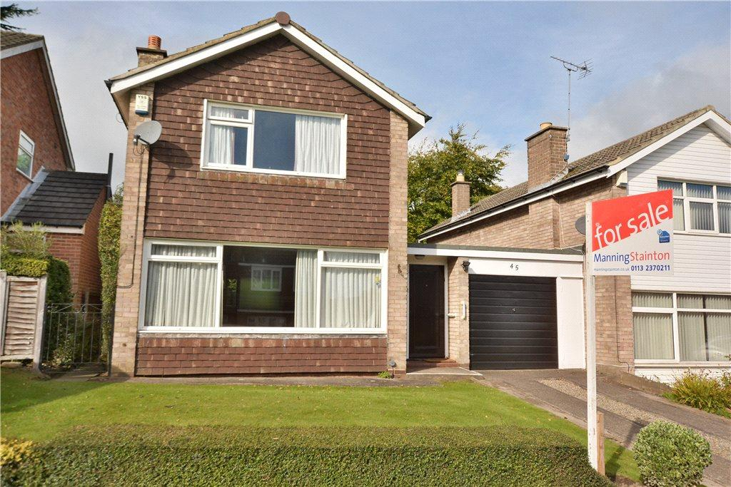 3 Bedrooms Link Detached House for sale in Linton Rise, Leeds, West Yorkshire