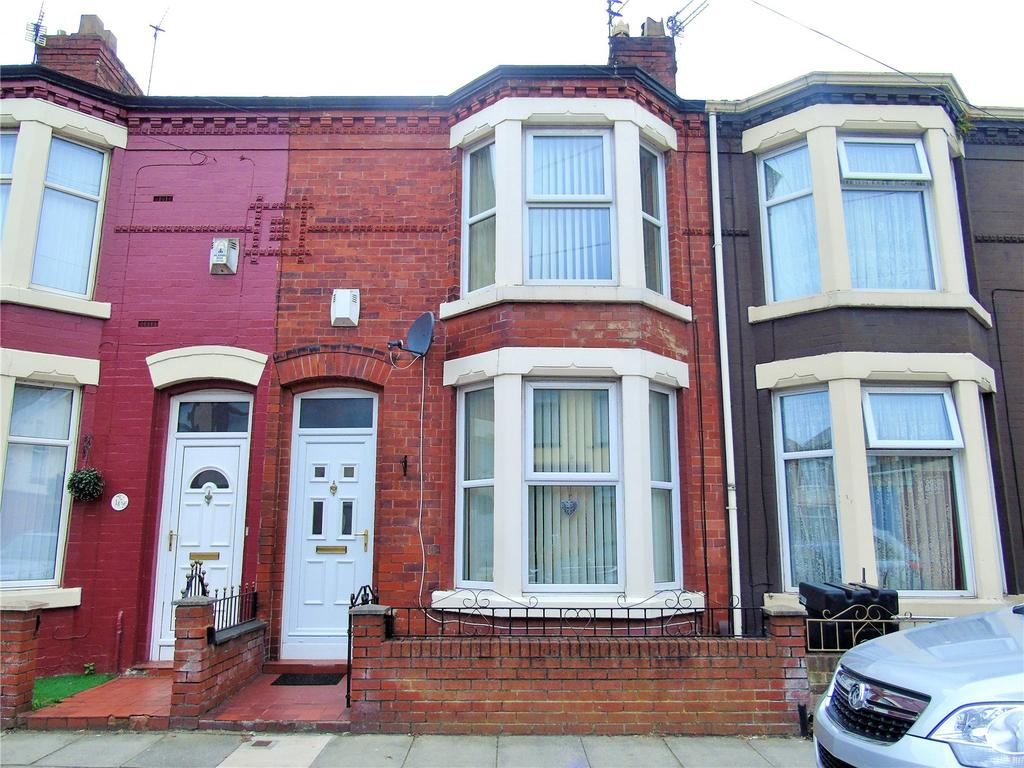 3 Bedrooms Terraced House for sale in Hanford Avenue, Orrell Park, Liverpool, L9