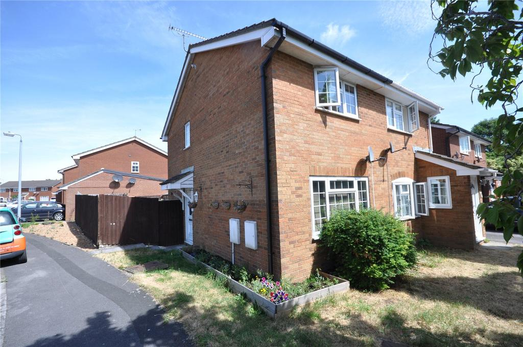 2 Bedrooms End Of Terrace House for sale in Sheerwold Close, Stratone Village, Swindon, Wiltshire, SN3