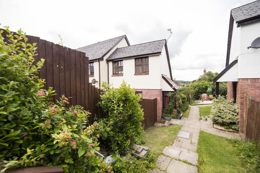1 Bedroom End Of Terrace House for sale in 10 The Smithy, Devauden
