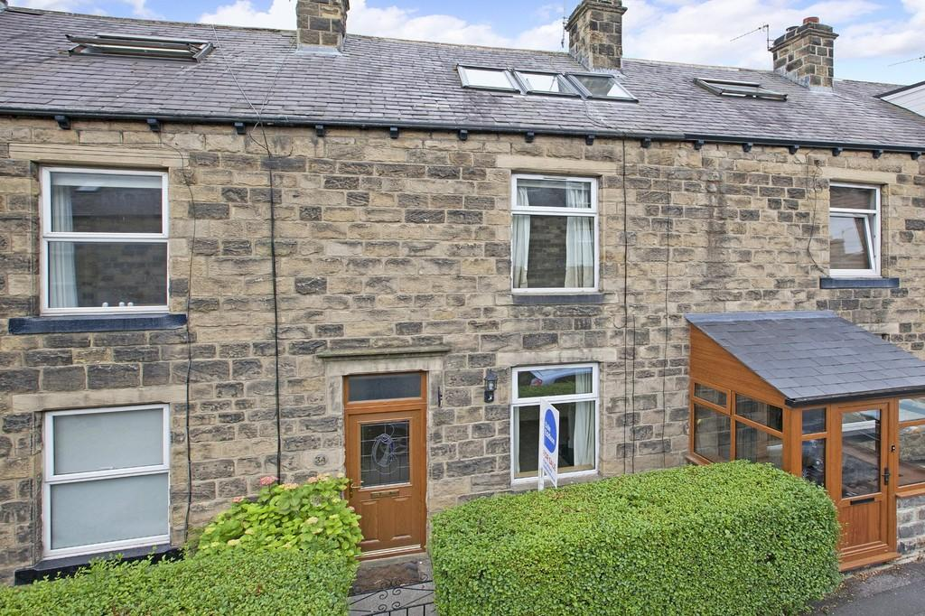 2 Bedrooms Terraced House for sale in Mornington Road, Ilkley